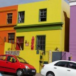 "Das Guesthouse ""La Rose"" auf der Rose Street in Cape Town"